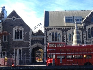 Christchurch Sightseeing Tour by Classic Double-Decker Bus