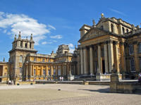 'Downton Abbey' TV Locations and Blenheim Palace Tour from London Photos
