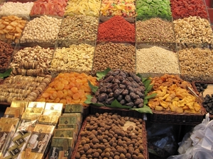 Barcelona Gourmet Food and La Boqueria Market Walking Tour Photos