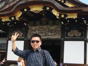 Kyoto Morning Tour of Kinkakuji Temple, Nijo Castle and Kyoto Imperial Palace from Osaka Photos