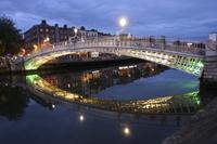 Dublin by Night Open-Top Bus Tour Photos