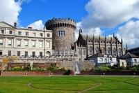 Dublin Historical Walking Tour Including the Gardens of Dublin Castle  Photos