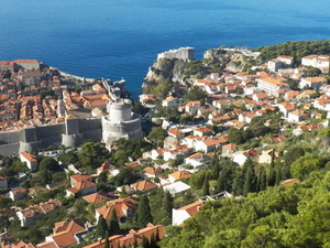 Dubrovnik Shore Excursion: Explore Dubrovnik by Cable Car Photos