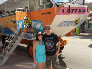 Miami Duck Tour Photos