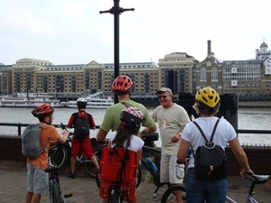 London Bike Tour - East, West or Central London Photos
