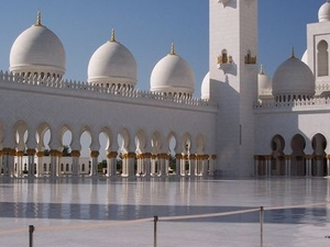 Abu Dhabi City Sightseeing Tour - The Arabian Jewel Photos