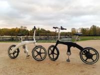 Electric Bike Rental in Versailles Photos