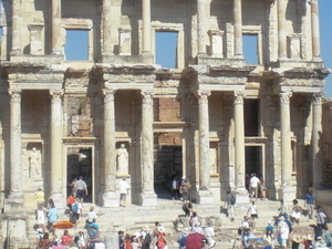 Kusadasi Shore Excursion: Private Tour to Ephesus including House of Virgin Mary and Temple of Artemis Photos