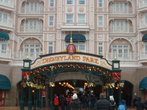 Disneyland Paris Ticket Photos