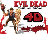 Evil Dead: The Musical at Planet Hollywood Resort and Casino Photos