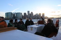 Fall Schooner Sailing Tour around Boston Harbor Islands Photos
