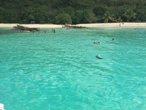 Culebra Day Trip by Catamaran from Fajardo Photos