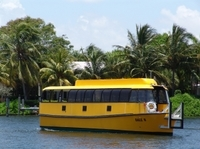 Fort Lauderdale Water Taxi Photos