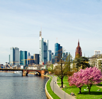 Frankfurt Layover Private Sightseeing Tour with Round-Trip Airport Transport Photos