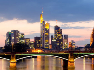 Frankfurt City Tour Photos
