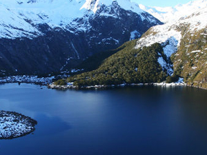 Southern Glacier Experience Helicopter Flight from Queenstown Photos
