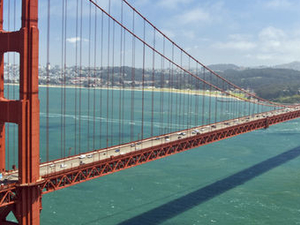 San Francisco Shore Excursion: Hop-On Hop-Off Tour Photos