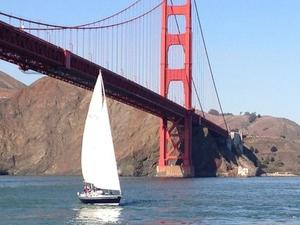 San Francisco Bridge to Bridge Cruise Photos
