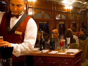 Napa Valley Wine Train with Gourmet Lunch and Transport from San Francisco Photos