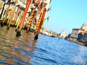 Venice Grand Canal Boat Tour Photos