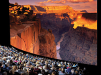 Grand Canyon IMAX Movie Photos