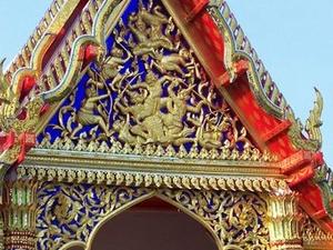 Bangkok Airport Shared Arrival Transfer Photos