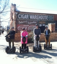 Greenville Segway Tour Photos