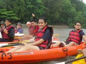 Pulau Ubin Mangrove Kayak Adventure from Singapore Photos