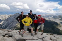 Guided Half Dome Hike