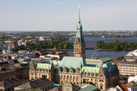 Hamburg Shore Excursion: Sightseeing Tour Including Treppenviertel and the Elbe River Photos