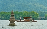 Hangzhou Your Way: Private Full-Day Hangzhou City Transport with Optional Guide Photos