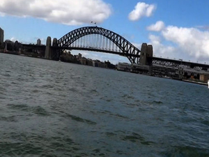 Sydney Harbour Jet Boat Ride Adventure Photos
