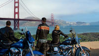 Harley-Davidson Rental in San Francisco Photos