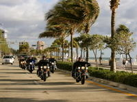 Harley-Davidson Rental in Miami Photos