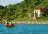 Hassel Island Kayak, Hike and Snorkel Tour Photos