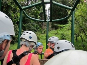 St Lucia Aerial Tram and Zipline Canopy Tour Photos