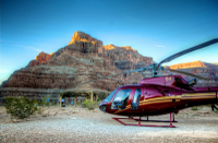 Helicopter Tours from the Grand Canyon West Rim Photos