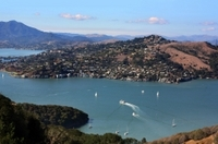 Helicopter Tour with Lunch and Afternoon in Sausalito Photos