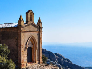 Private Montserrat, Gaudi and Modernism Day Trip from Barcelona Photos