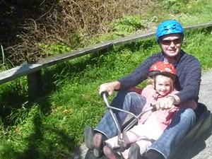 Rotorua Gondola with optional Luge Ride Photos