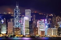 Hong Kong Harbour Night Cruise including Drinks Photos