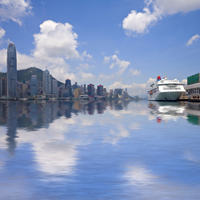 Hong Kong Private Transfer: Hotel to Ocean Terminal Cruise Port Photos