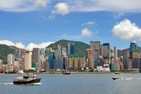 Hong Kong Private Transfer: Ocean Terminal Cruise Port to Hotel Photos