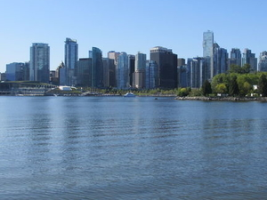 Vancouver Shore Excursion: Pre-Cruise City Tour with Port Drop Off Photos