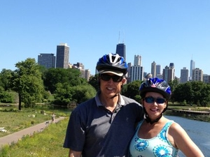 Chicago Lakefront Neighborhoods Bicycle Tour Photos