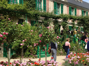 Impressionist Art Tour: Musée de l'Orangerie, Monet's Gardens and Giverny Photos