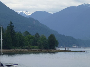 Vancouver Harbor and Indian Arm Lunch Cruise Photos