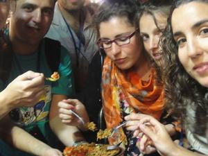 Istanbul by Night: Turkish Food Tour Photos