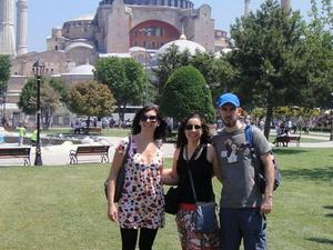 Istanbul Small-Group Walking Tour: Hagia Sophia, Blue Mosque, Topkapi Palace and Grand Bazaar Photos