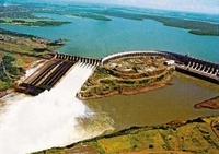 Itaipu Dam Half-Day Sightseeing Tour from Foz do Iguaçu Photos